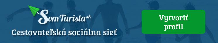 SomTurista.sk - cestovateľská sociálna sieť